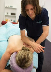 Owner Sean White Remedial Massage Therapist