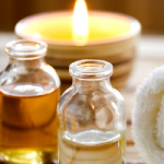 Relaxation Massage essential oils