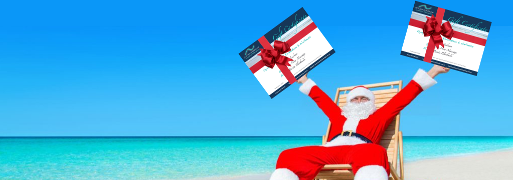 Christmas E-Gift Certificates Available